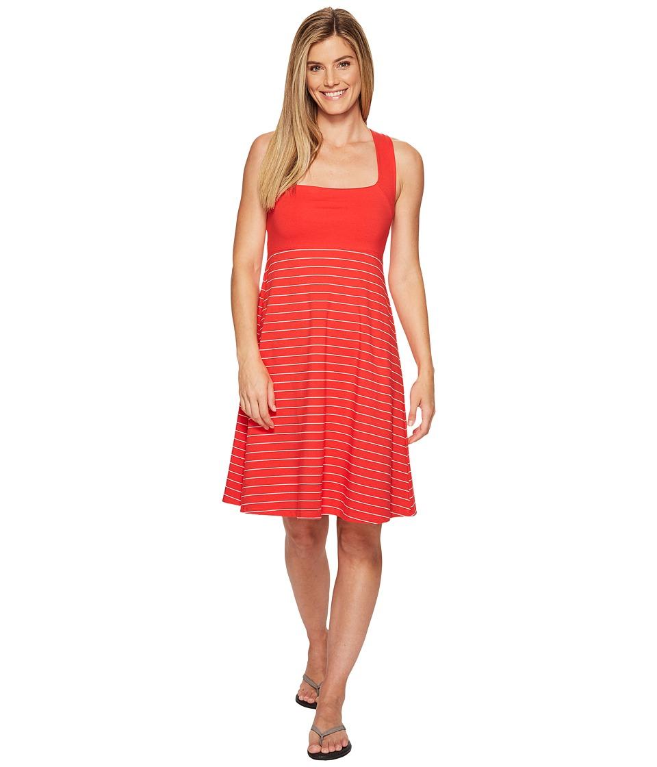 FIG Clothing Ryo Dress (Cardinal) Women