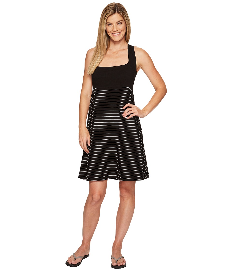 FIG Clothing - Ryo Dress (Black) Women's Dress