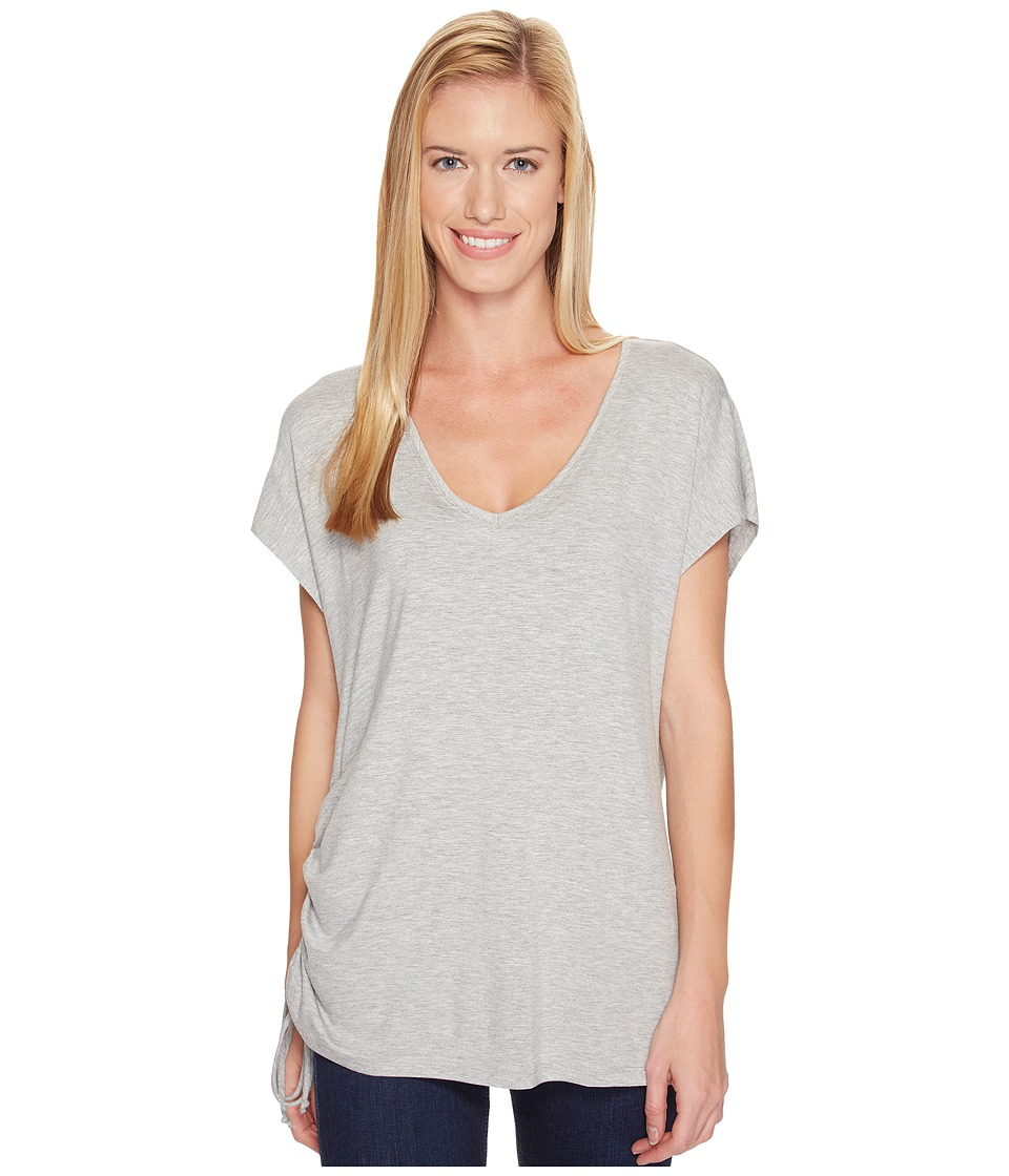 FIG Clothing - Say Lt Top (Mistral) Women's Clothing