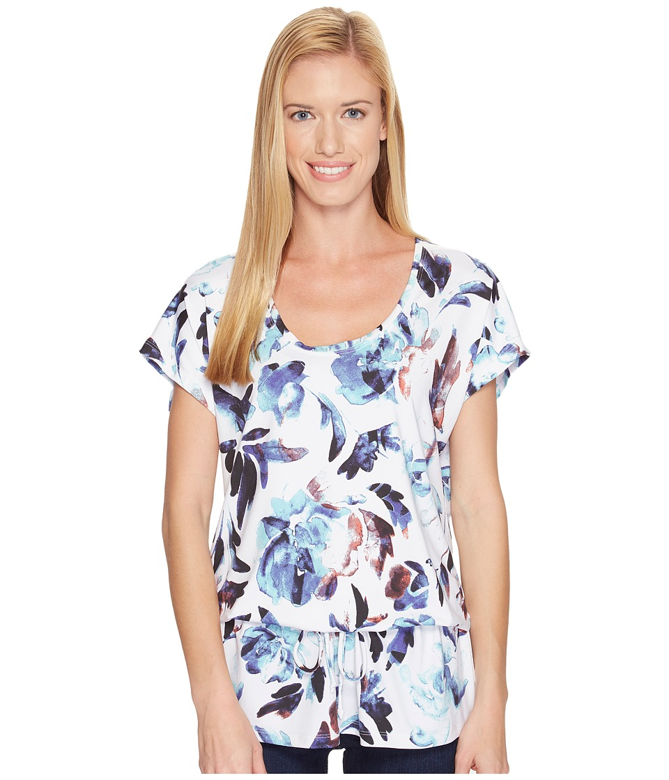 FIG Clothing - Cip Top (Aquarelle) Women's Clothing