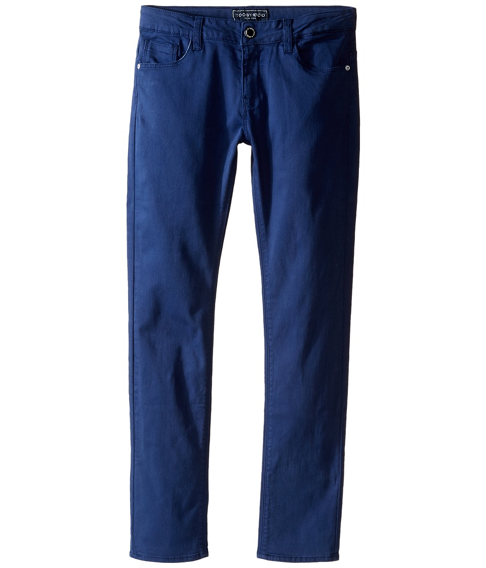 Toobydoo - Tooby Jeans in Blue (Toddler/Little Kids/Big Kids) (Blue) Girl's Jeans