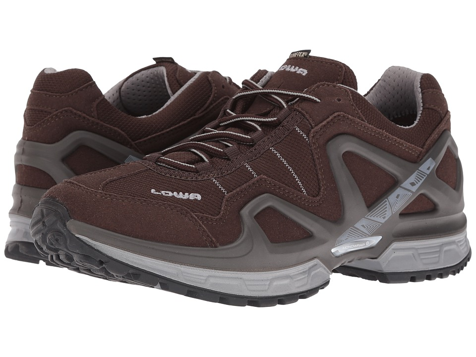 Lowa - Gorgon GTX (Brown/Grey) Men's Shoes