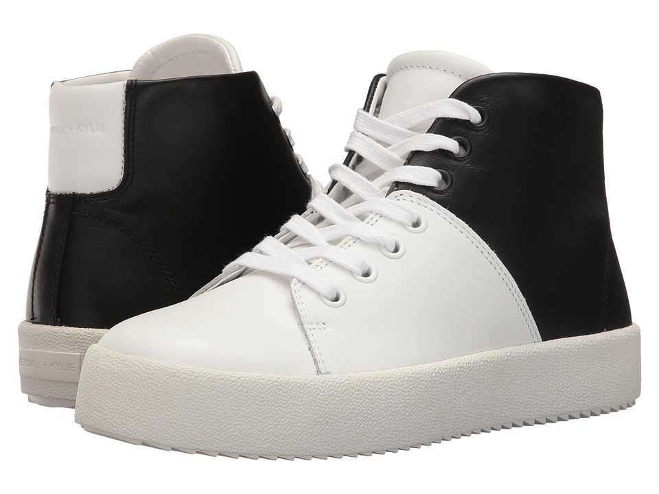 KENDALL + KYLIE - Dylan (White/Black/Runner Soft/Runner) Women's Shoes