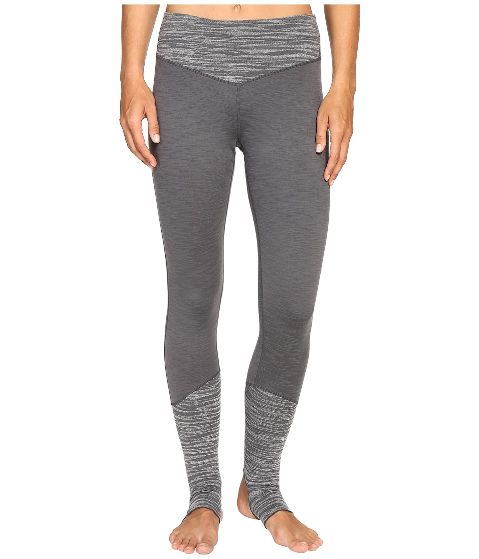 Manduka - Root Rise Leggings (Sediment) Women's Workout