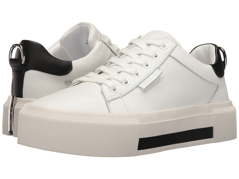 KENDALL + KYLIE - Tyler (White/Black/Runner Soft/Runner) Women's Shoes