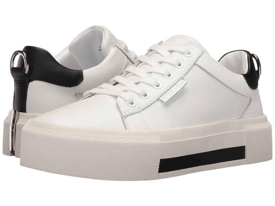 KENDALL + KYLIE - Tyler (White/Black/Runner Soft/Runner) Women's Shoes