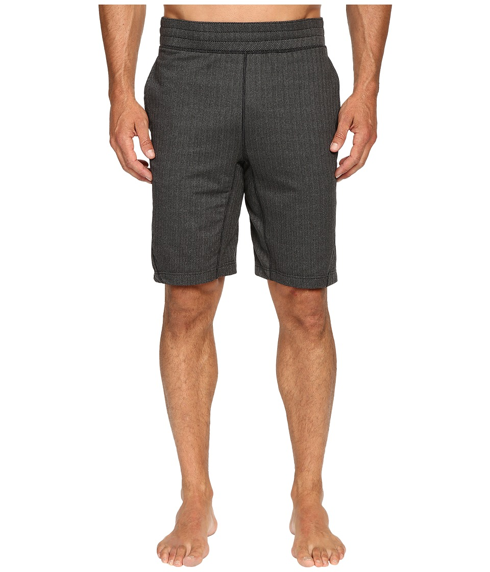 Manduka - The Now Shorts (Black Ash) Men's Shorts