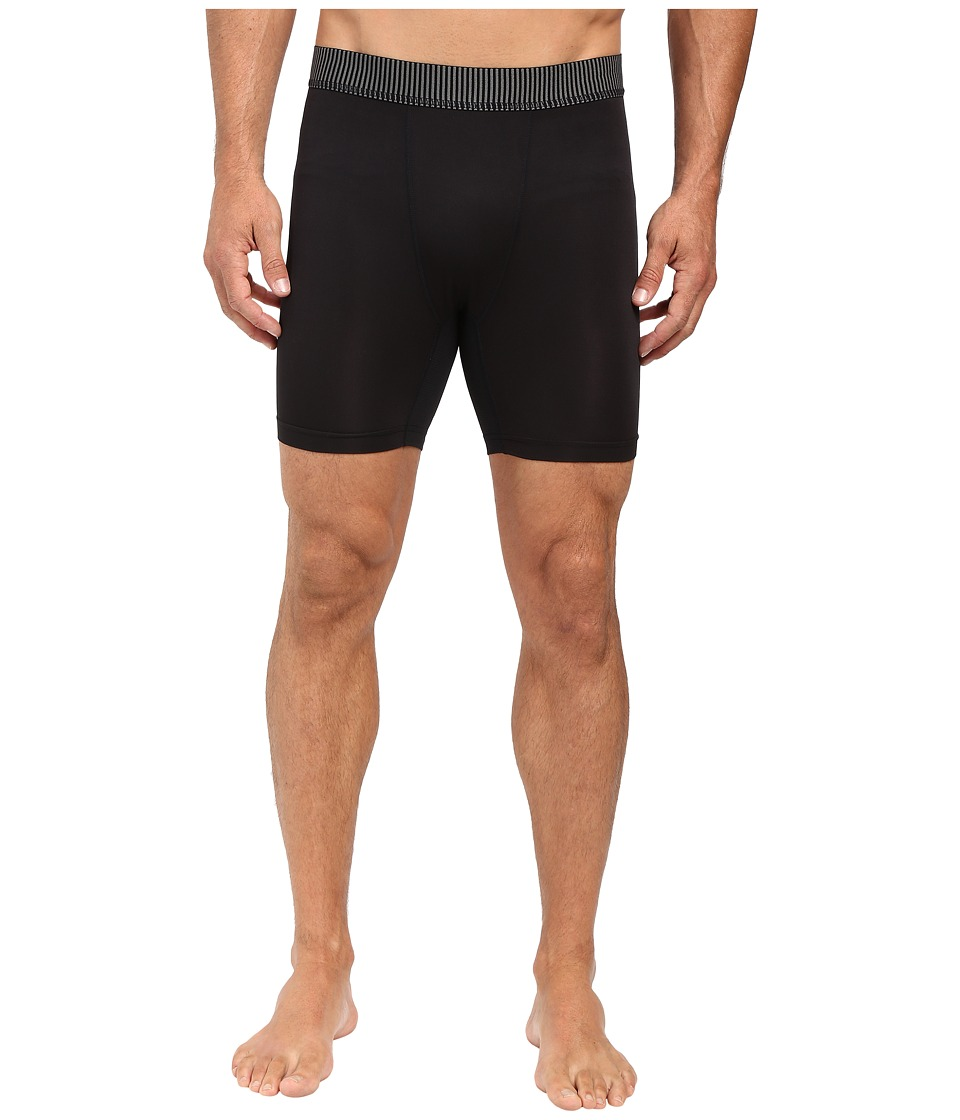 Manduka - Minimalist Base Layer (Black) Men's Shorts