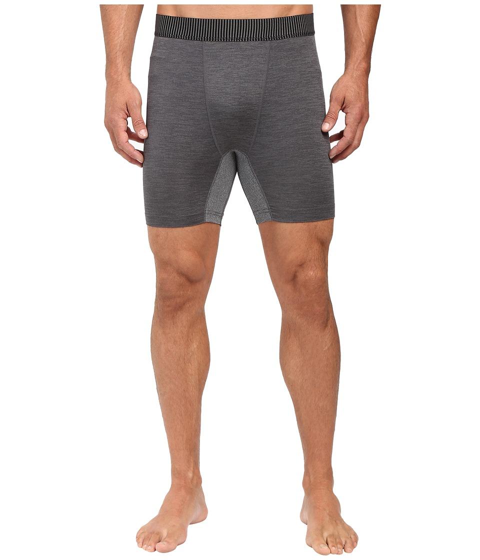 Manduka - Minimalist Base Layer (Thunder Melange) Men's Shorts