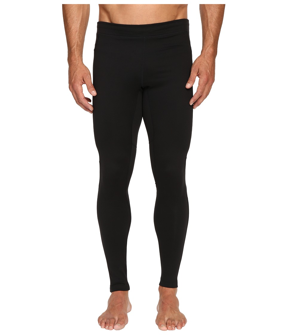Manduka - Atman Tight (Black) Men's Shorts