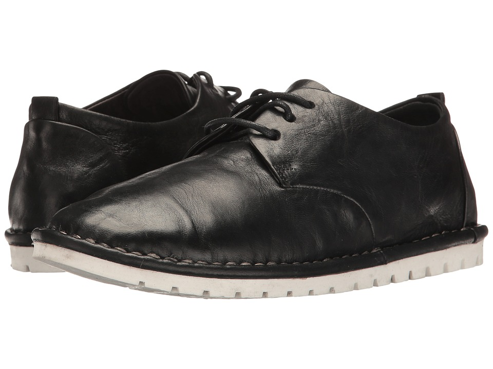 Marsell - Soft Oxford (Black) Women's Shoes
