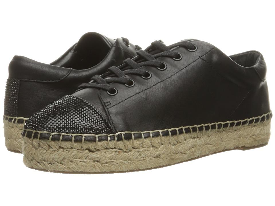KENDALL + KYLIE - Joslyn 3 (Black Fez Nappa) Women's Shoes