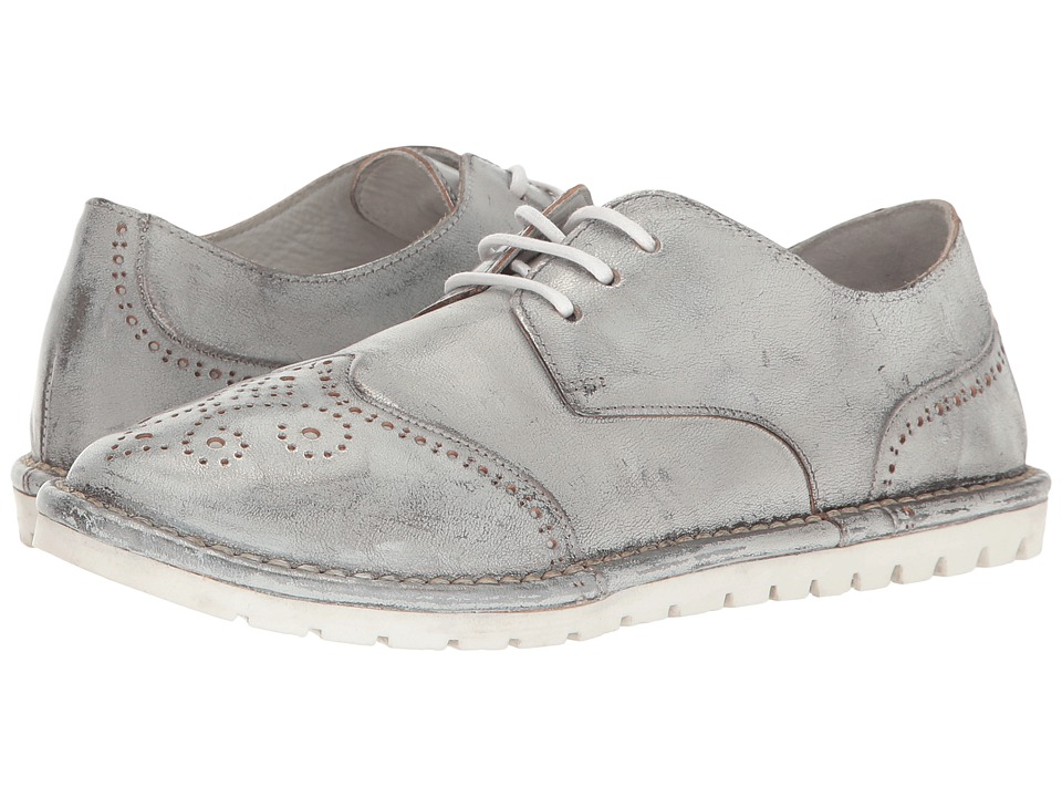 Marsell - Laceless Wingtip (White) Women's Shoes