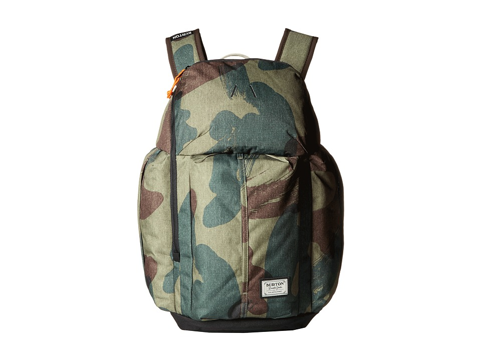 Burton - Cadet Day Pack (Denison Camo) Day Pack Bags
