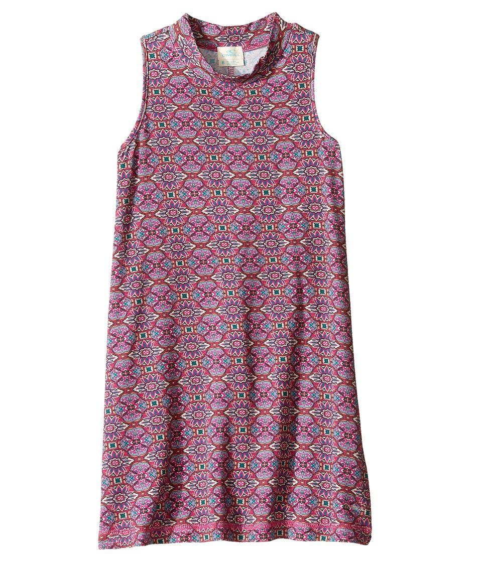 O'Neill Kids - Stevie Tank Dress (Toddler/Little Kids) (Pink) Girl's Dress