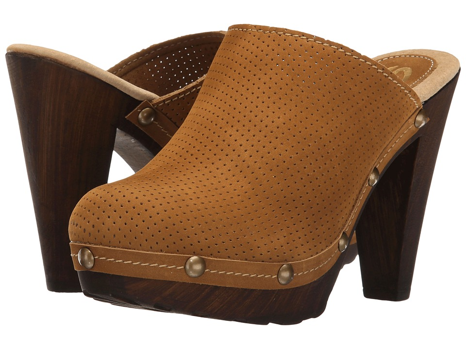 Sbicca - Lettie (Whiskey) Women's Shoes