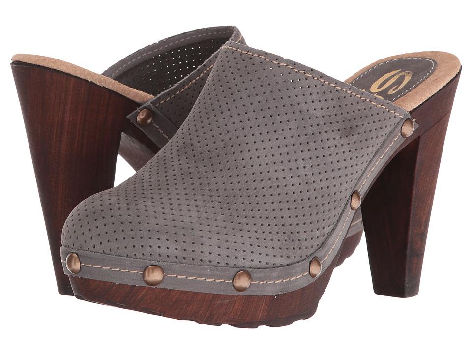 Sbicca - Lettie (Dark Grey) Women's Shoes