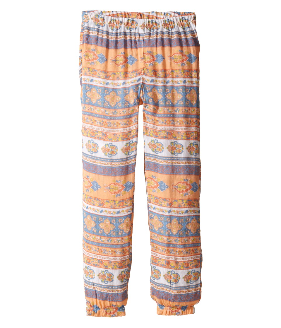 O'Neill Kids - Tia Woven Pants (Toddler/Little Kids) (Passion Fruit) Girl's Casual Pants