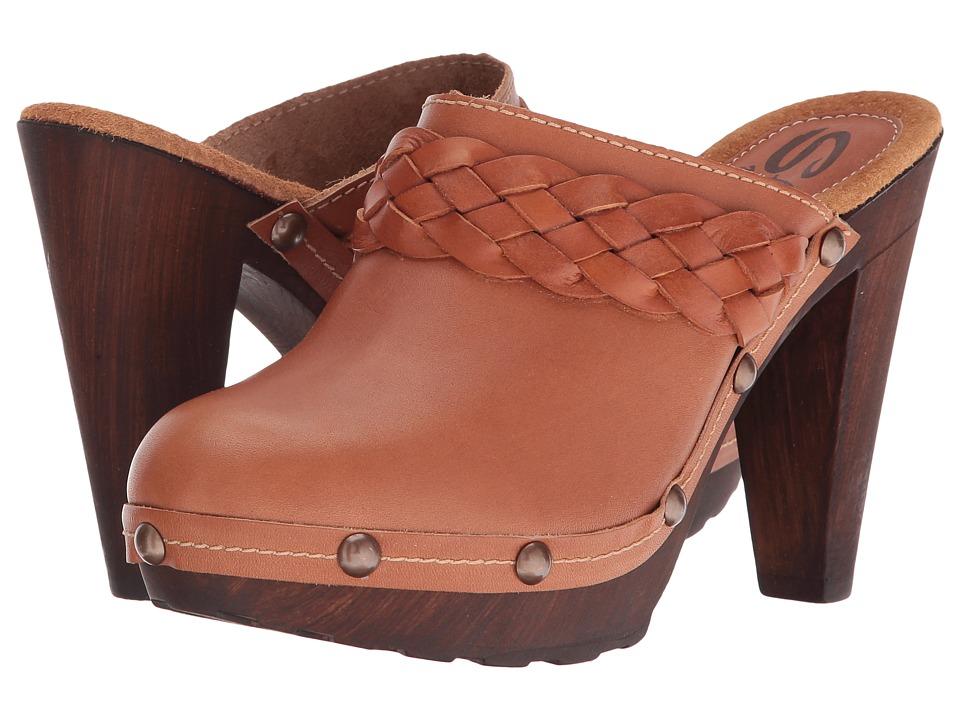 Sbicca Thalia (Tan) High Heels