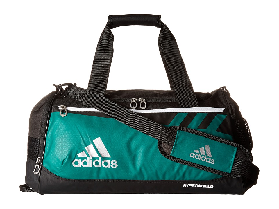 adidas - Team Issue Small Duffel (Dark Green) Duffel Bags