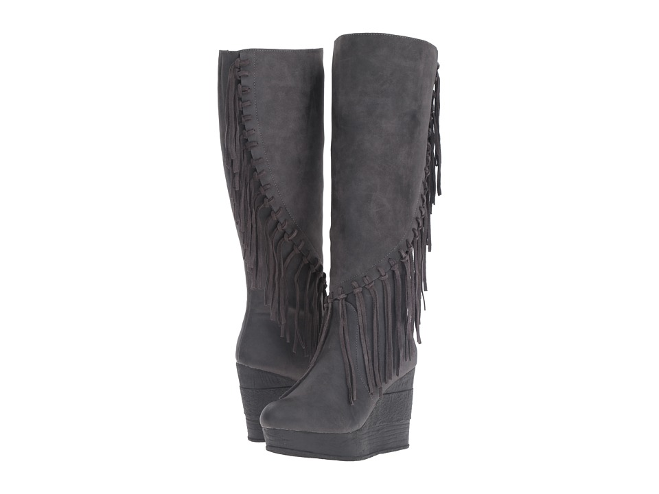 Sbicca - Griffin (Grey) Women's Boots