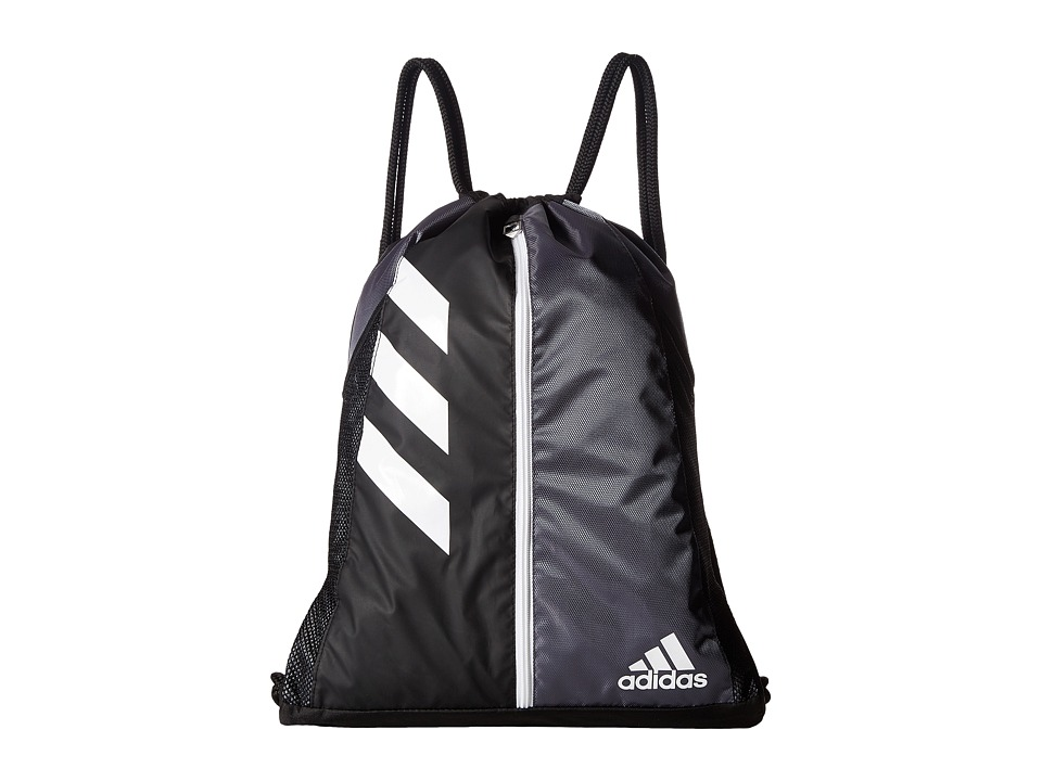 adidas - Team Issue Sackpack (Onix/Black) Bags