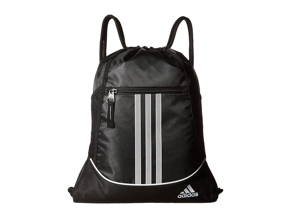 adidas - Alliance II Sackpack (Black) Bags