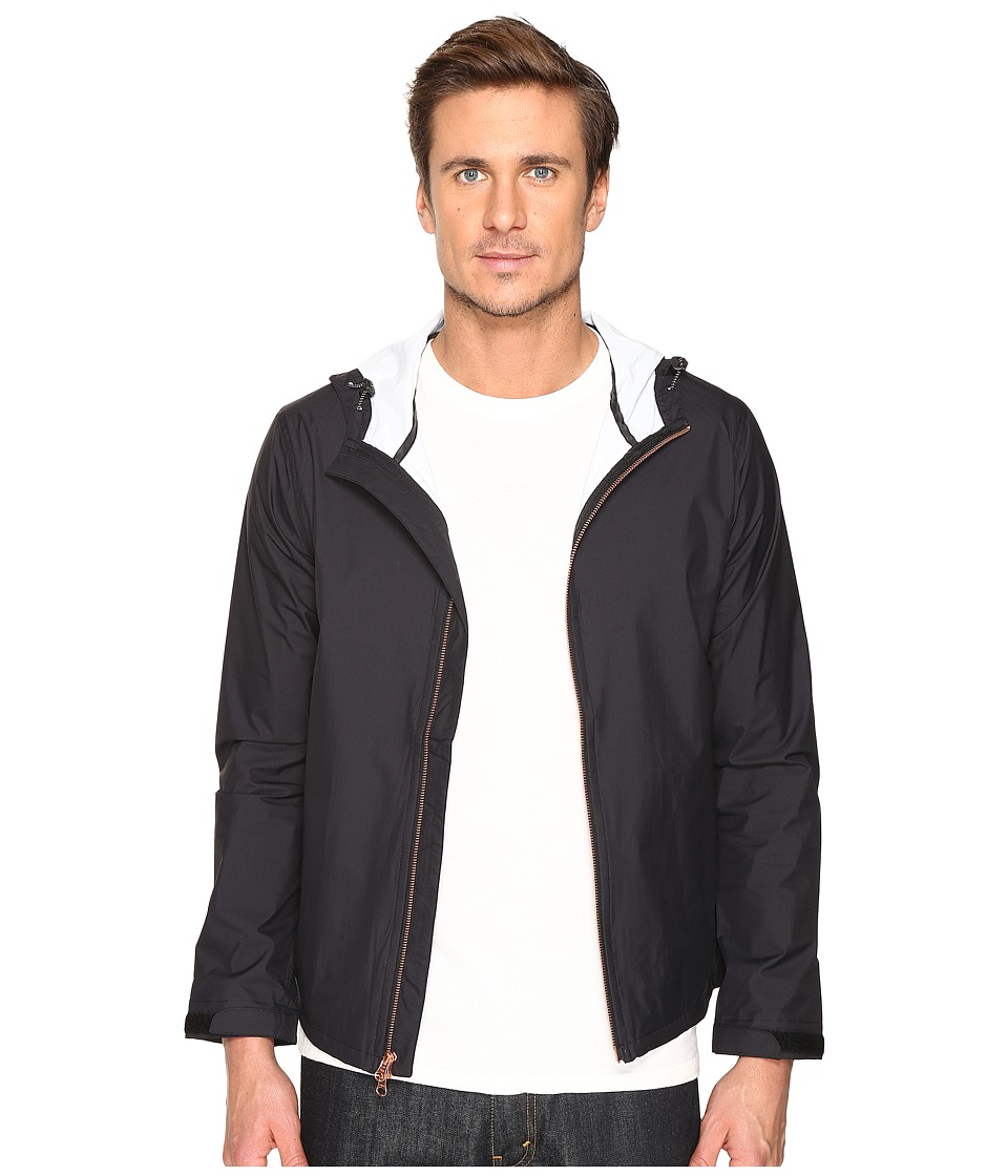 Levi's(r) Mens - Echelon Windbreaker - Commuter (Jet Black) Men's Coat