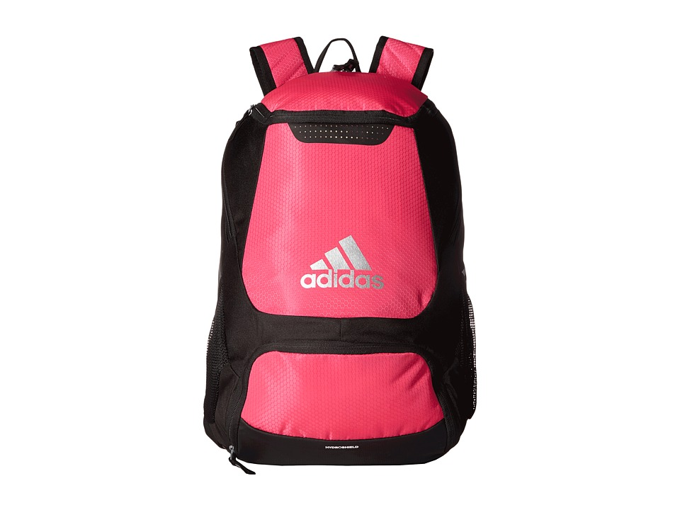 adidas - Stadium Team Backpack (Shock Pink) Backpack Bags
