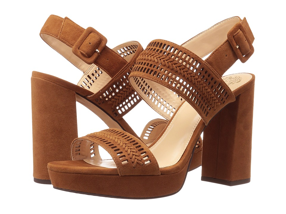 Vince Camuto - Jazelle (Maple Brown) Women's Shoes