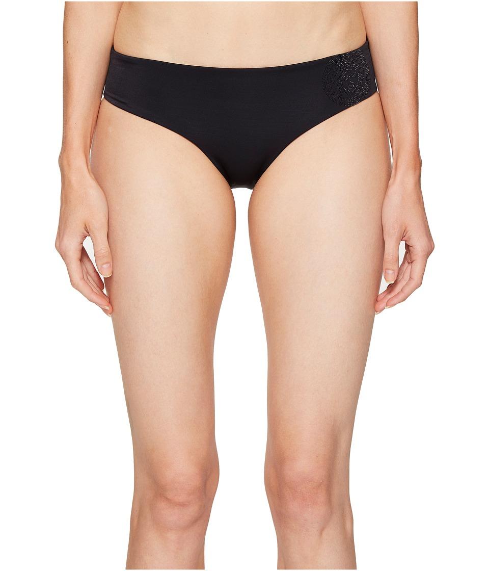 Versace Slip Mare Bikini Bottom (Nero) Women