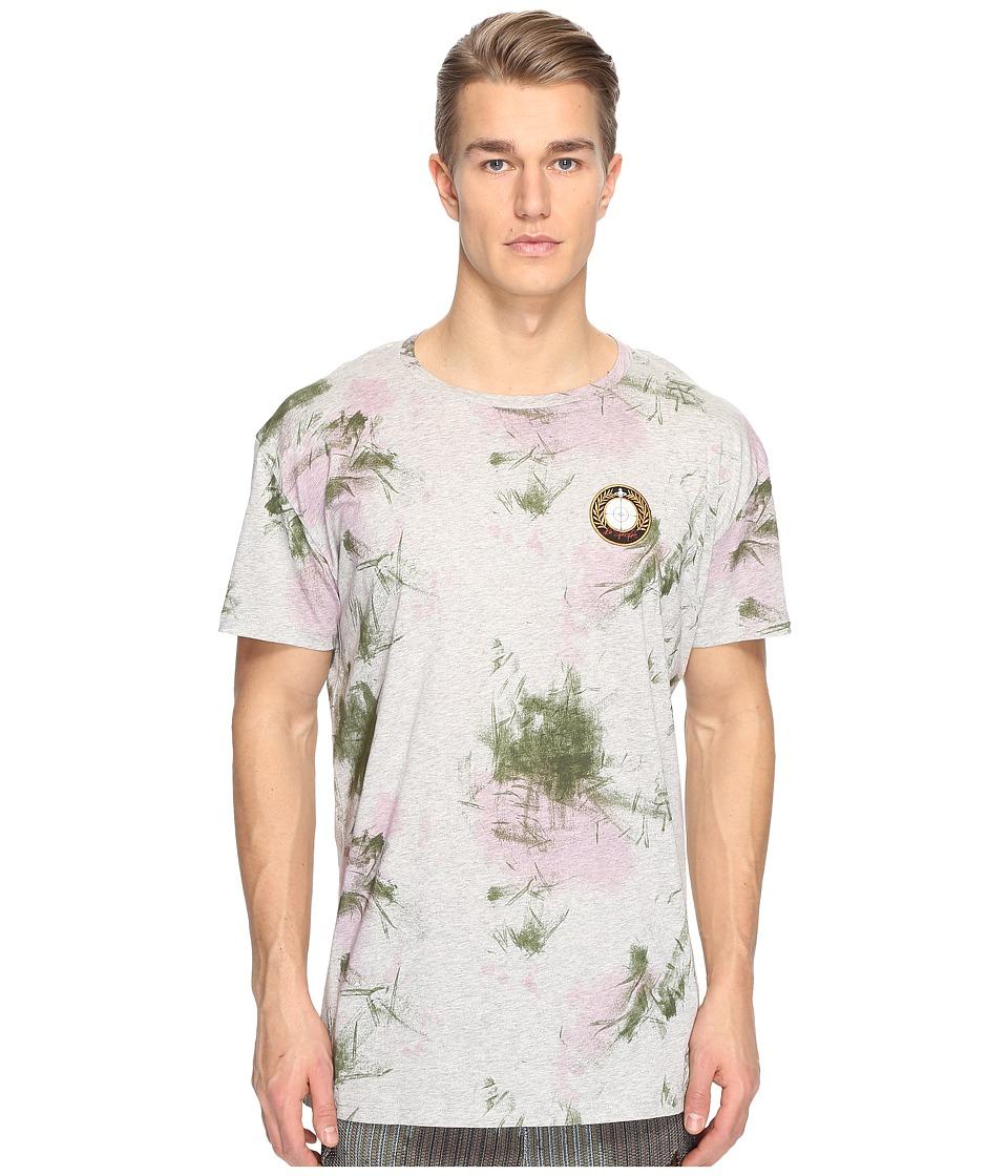 Vivienne Westwood - Wine Stains T-Shirt (Grey) Men's T Shirt