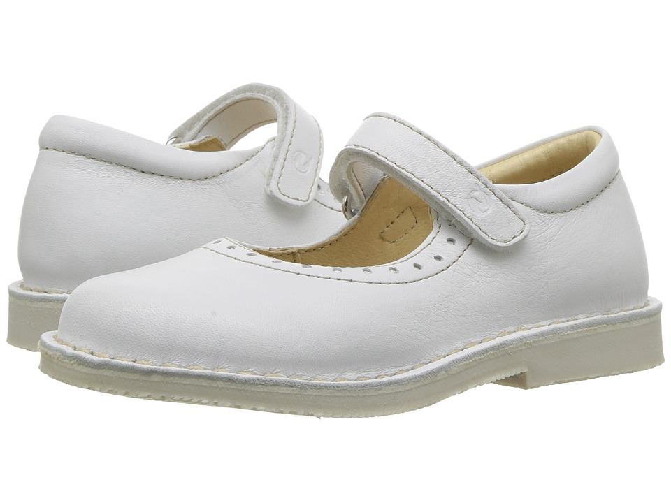 Naturino - 4875 SS17 (Toddler/Little Kid) (White) Girl's Shoes
