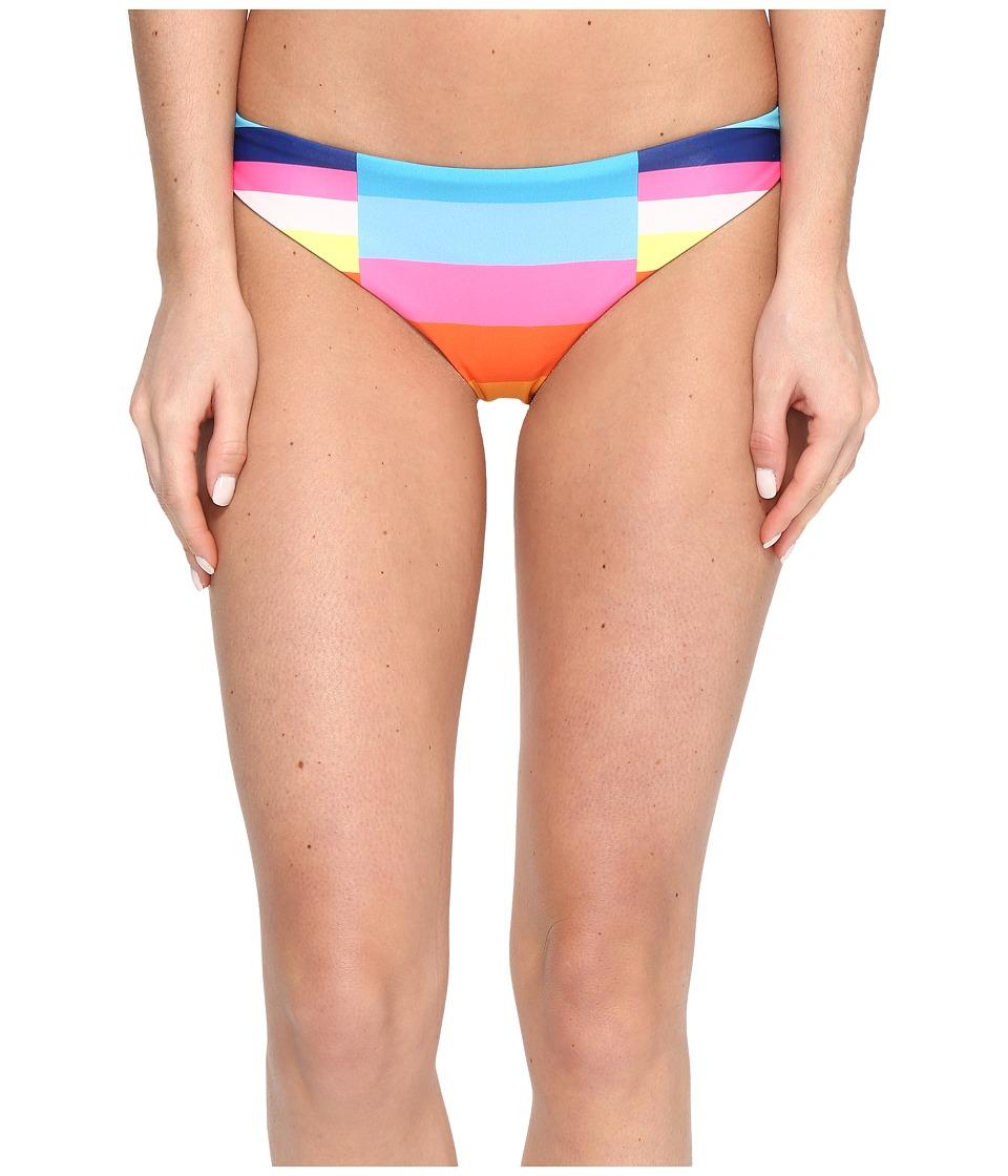 Mara Hoffman Vela Classic Bottom Rainbow Multi Swimwear