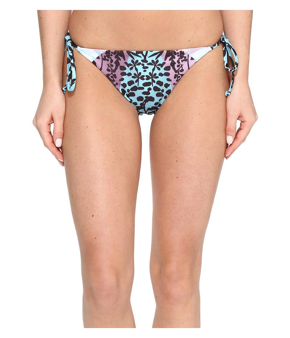 Mara Hoffman Verbena Tie Bottom Sage Multi Swimwear