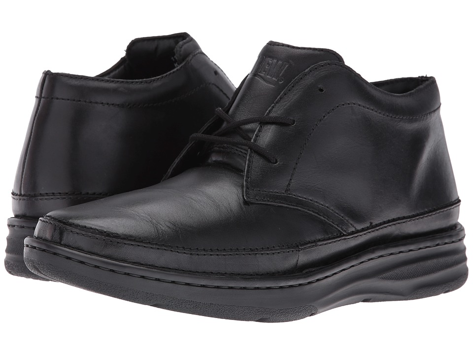 Drew - Keith (Black Leather) Men's Shoes