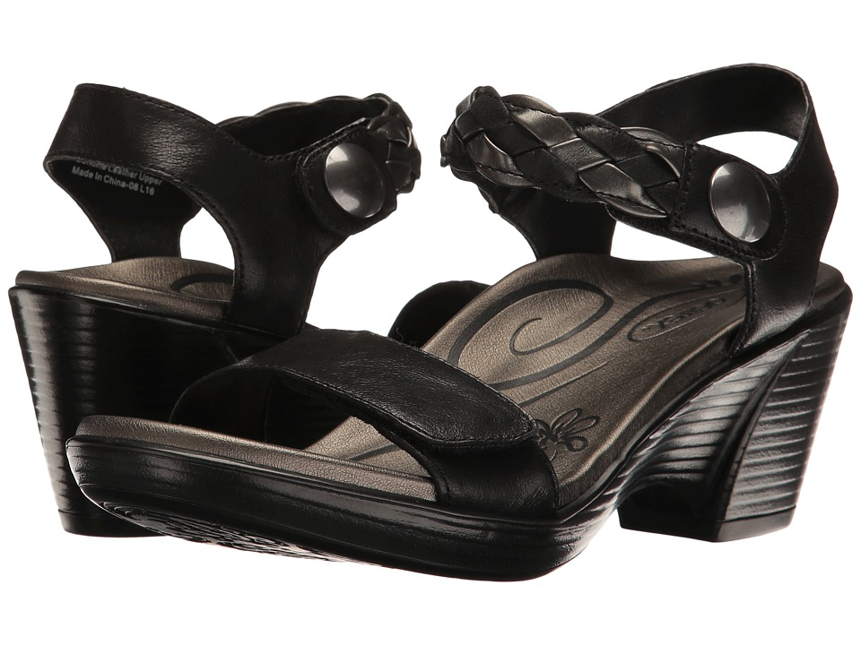 Aetrex Sylvia (Black) Women