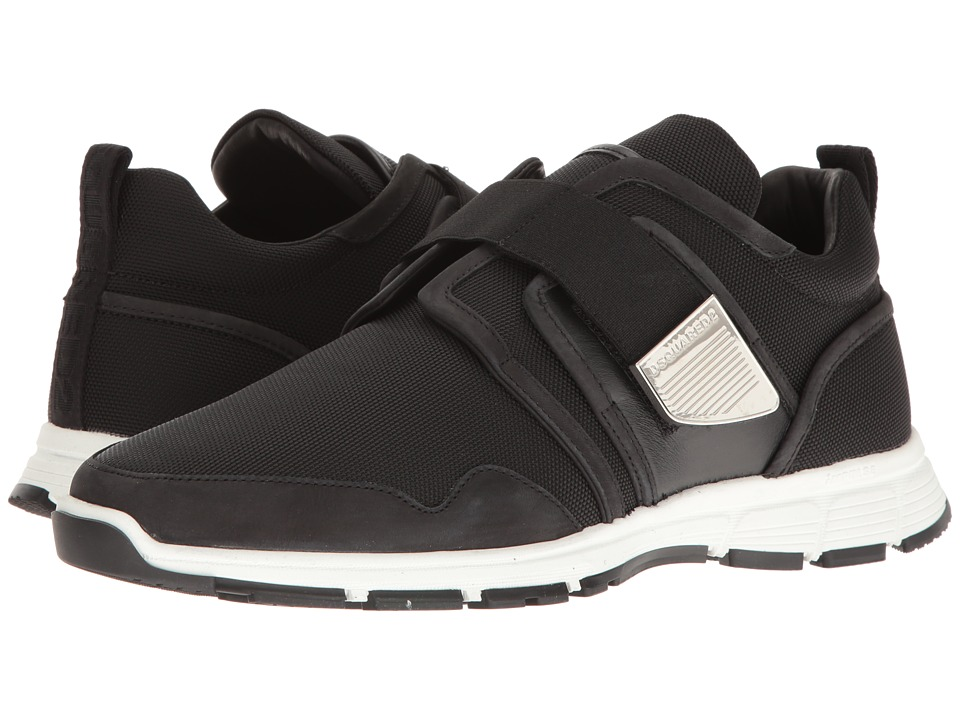 DSQUARED2 Marte Run Sneaker (Black) Men