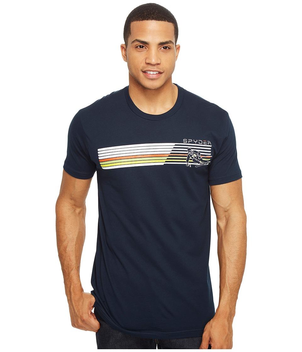 Spyder - Limitless Tee (Frontier Waterbased Ink/Vintage Hand Feel) Men's T Shirt