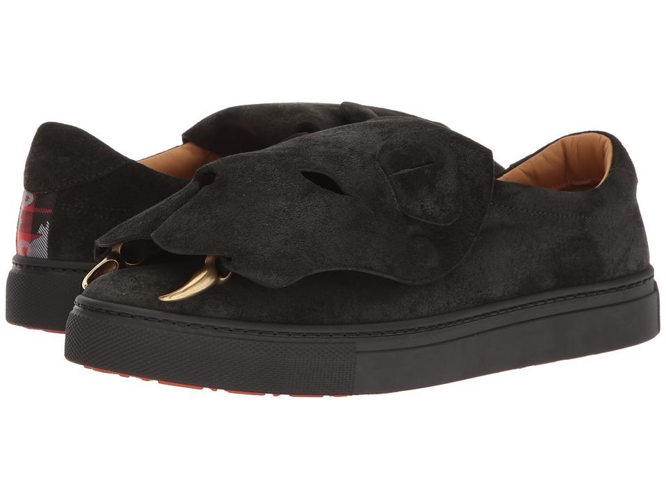 Vivienne Westwood - Tiger Trainer (Black) Men's Shoes