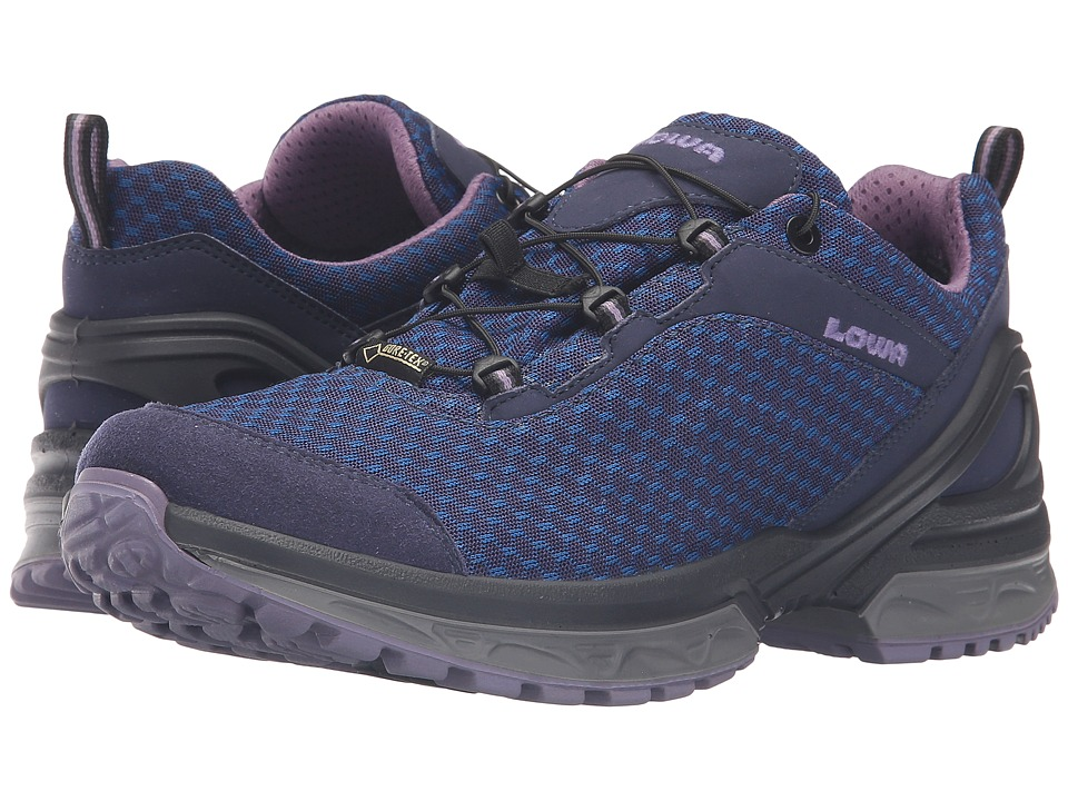 Lowa - Onyx GTX Lo (Blackberry/Lilac) Women's Shoes