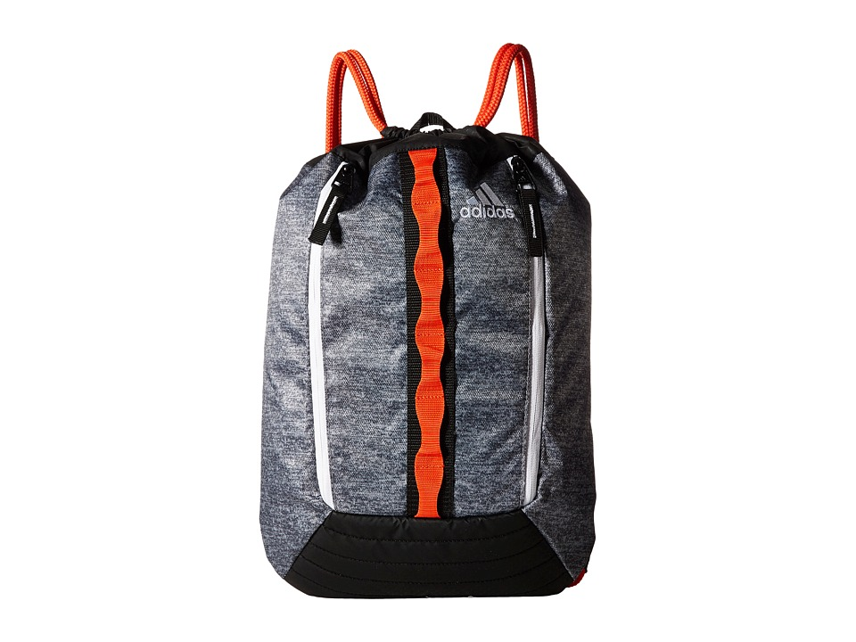 adidas - Skyline Sackpack (Jersey Onix/Energy/Black/White) Bags