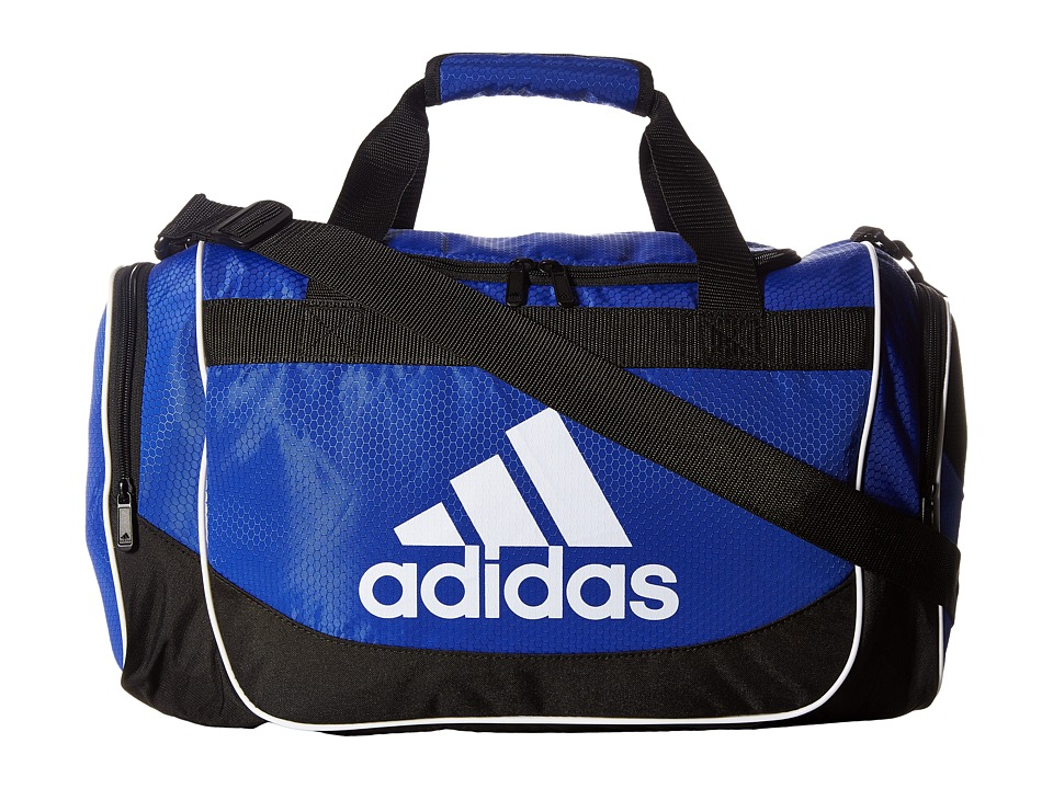 adidas - Defense Small Duffel (Bold Blue) Bags
