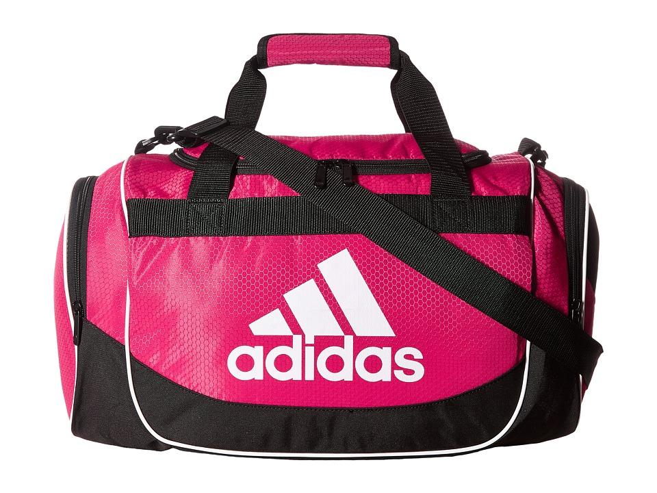 adidas - Defense Small Duffel (Bold Pink) Bags