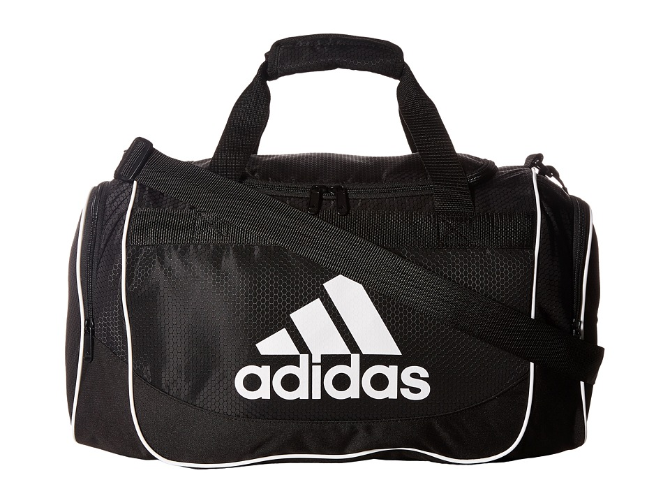 adidas - Defense Small Duffel (Black) Bags