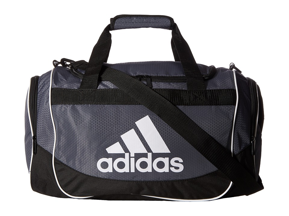 adidas - Defense Small Duffel (Black/Silver) Bags