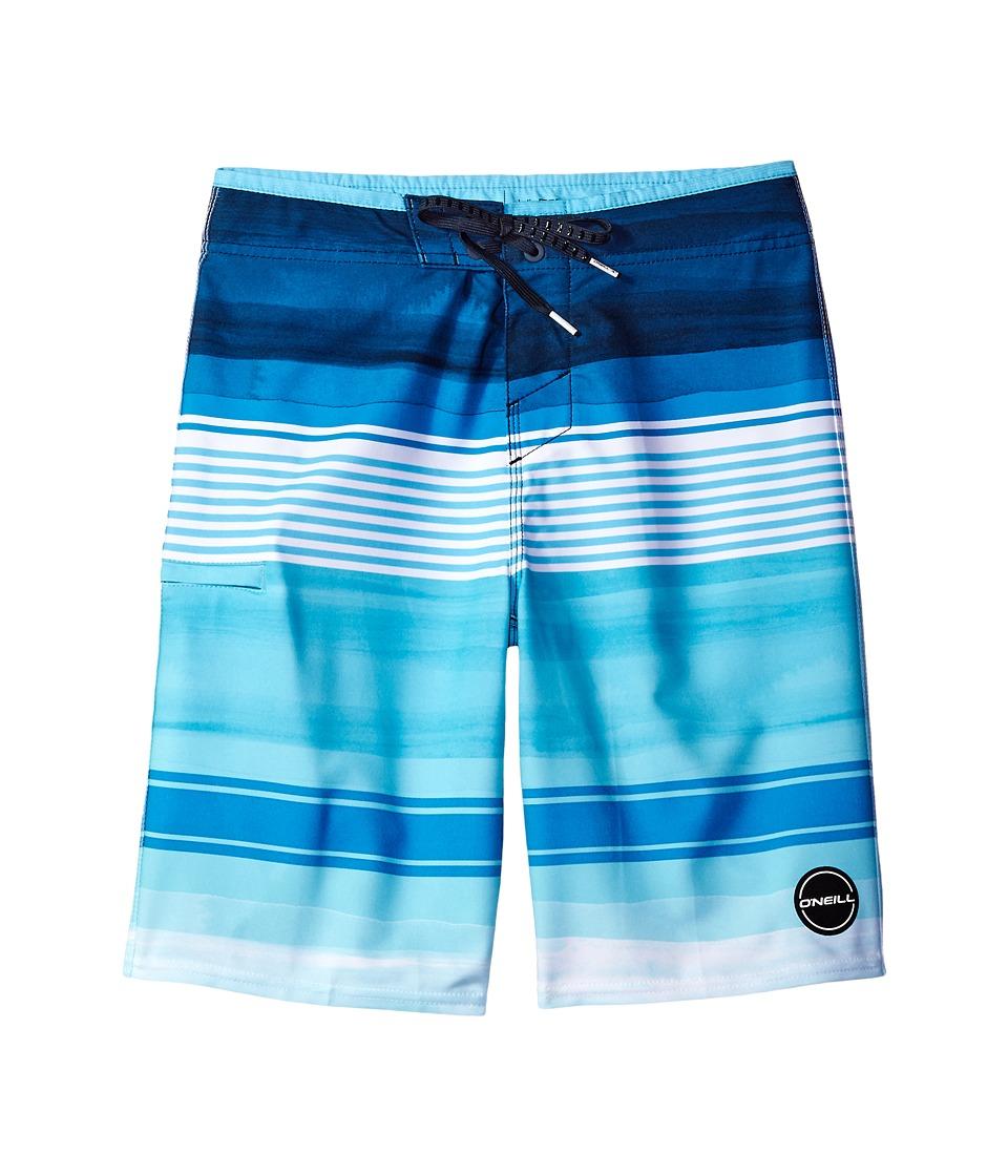 O'Neill Kids - Hyperfreak Heist Boardshorts (Big Kids) (Blue) Boy's Swimwear