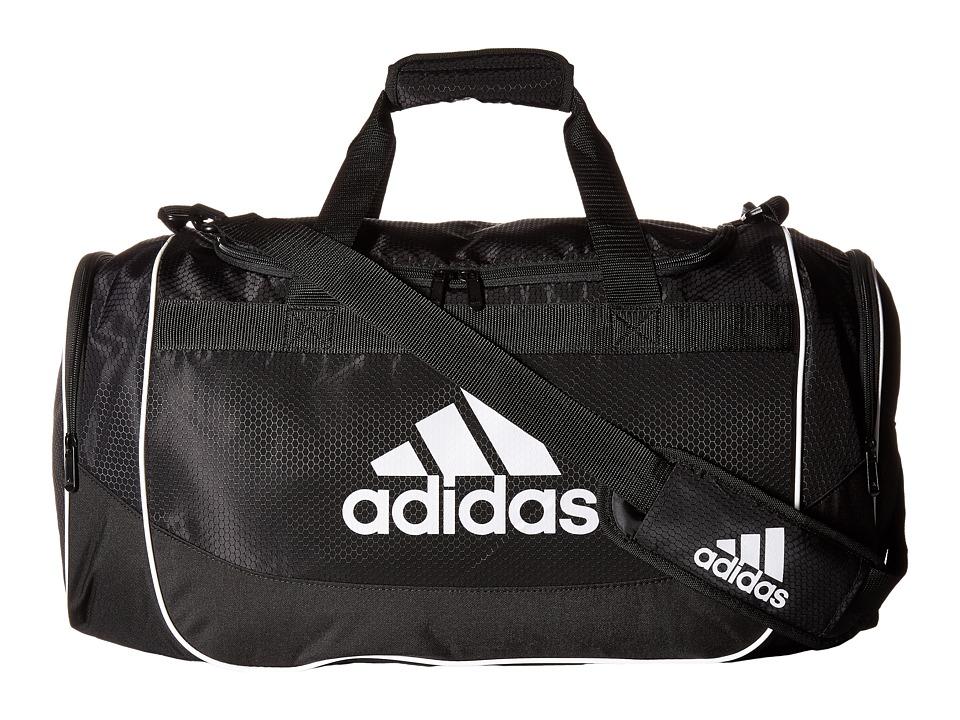 adidas - Defense Medium Duffel (Black) Duffel Bags