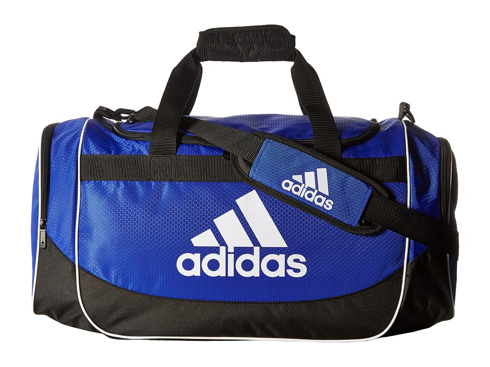 adidas - Defense Medium Duffel (Cobalt) Duffel Bags