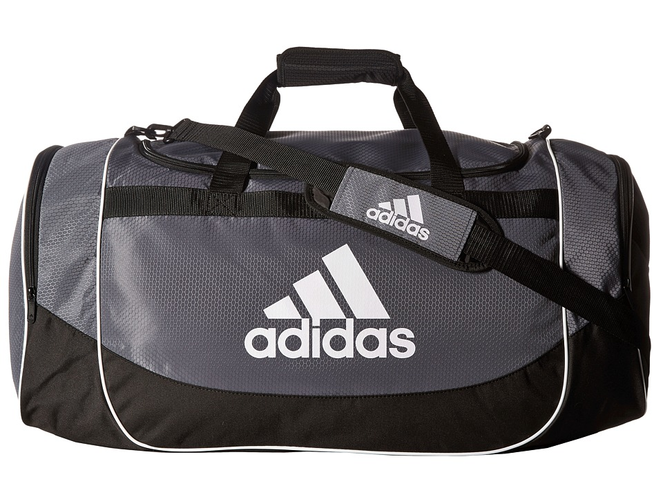 adidas - Defense Large Duffel (Lead) Bags